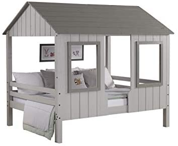 DONCO Full House Grey Two Tone Finish LOW LOFT,