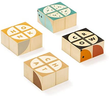 Uncle Goose Gaggle Grouser Blocks - Made in The USA