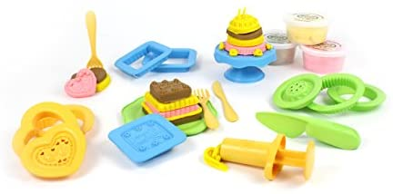 Green Toys Cake Maker Dough Set Activity