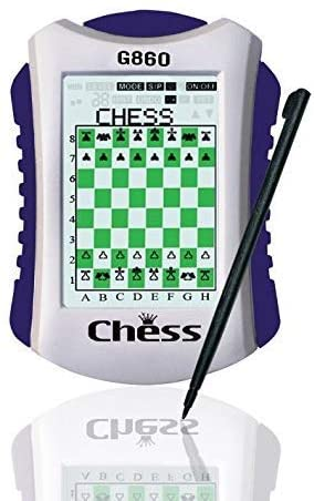 Potable Touch Control Electronic Chess Game Board for Kids to Learn and Play