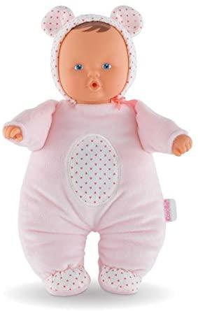 Corolle Mon Doudou Babibear 2-in-1 Musical Baby Doll & Nightlight