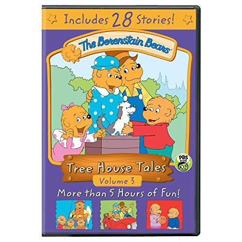 Berenstain Bears: Tree House Tales, Volume 3 DVD