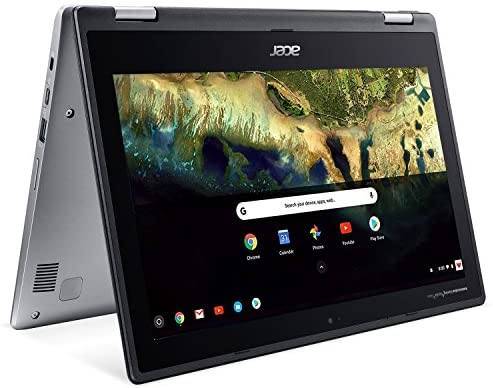 Acer Chromebook Spin 11 CP311-1H-C5PN Convertible Laptop, Celeron N3350, 11.6