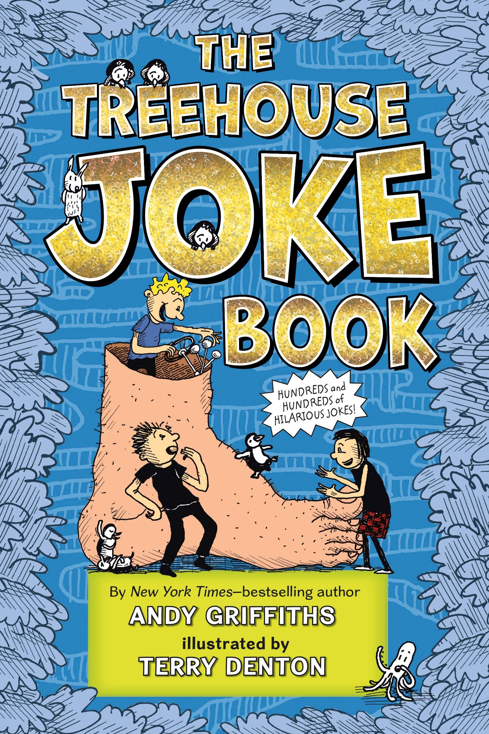 The Treehouse Joke Book (The Treehouse Books)