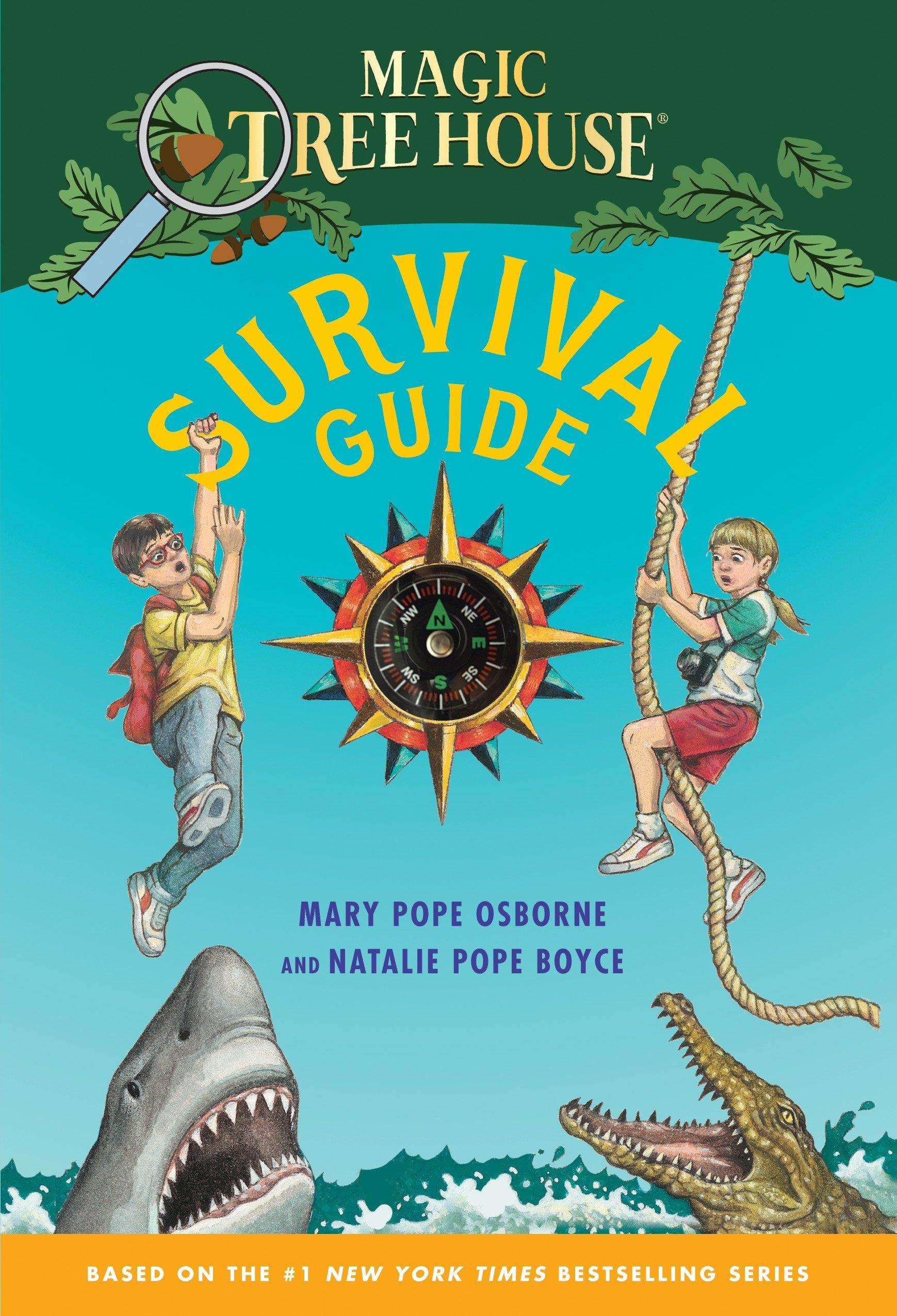 Magic Tree House Survival Guide (Magic Tree House (R))