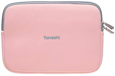 Tanoshi Laptop Sleeve 10.1-Inch for Tanoshi 2-in-1 Kids Computer, Pink