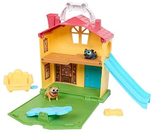 Puppy Dog Pals Stow N' Go Playset