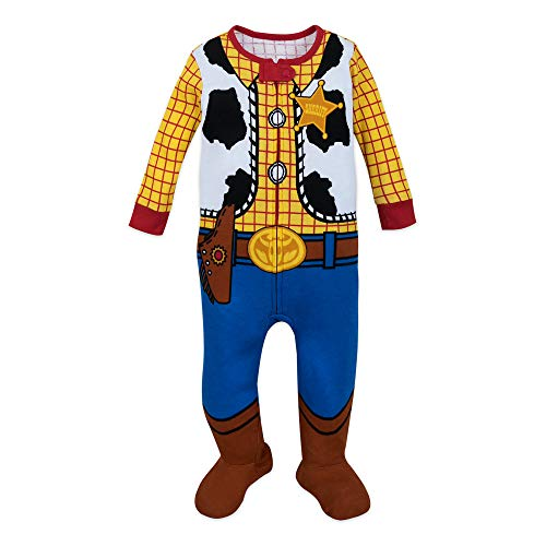 Disney Woody Stretchie for Baby - Toy Story Size 9-12 MO Multi