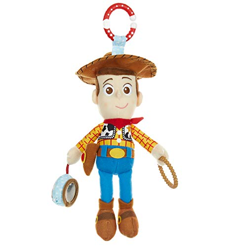 Disney Baby Toy Story Woody On The Go Activity Toy