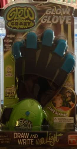 Techno Source As Seen on TV Glow Crazy Glove Electronic Toy