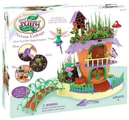My Fairy Garden Nature Cottage - Grow & Play Set