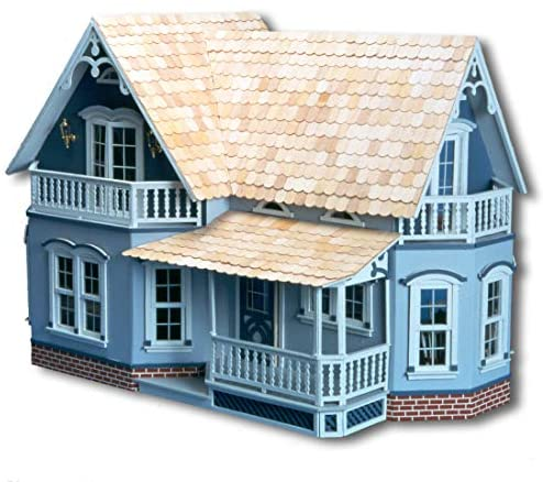 Greenleaf Magnolia Dollhouse Kit - 1 Inch Scale